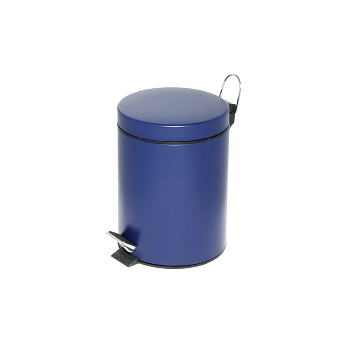 Picture of ALCO AL-2960-15 - Pedal bin height 28,5 cm diameter 20,5 cm 5 litres, Blue