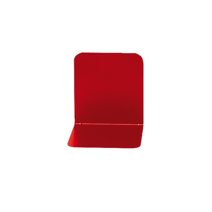 Picture of ALCO AL-4302-12 - Alco book support, 130x140x140 mm, Metal, Red, Box of 2 pieces