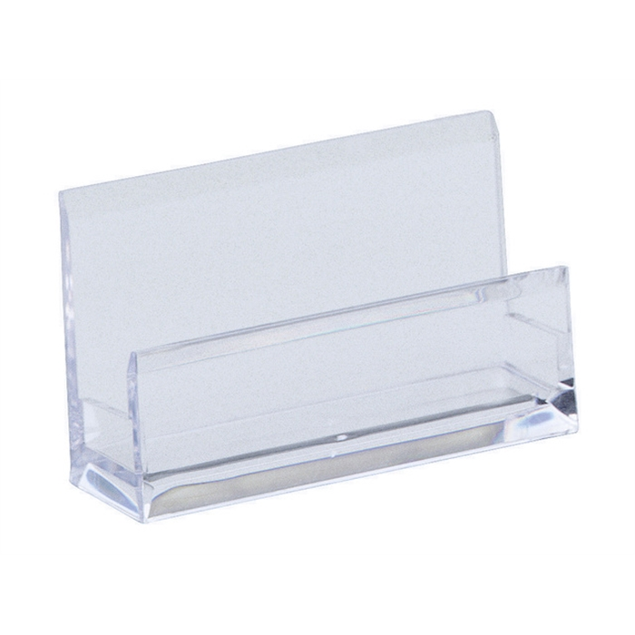 Picture of ALCO AL-4456-22 - Business card holder 11,5x6x3 cm acryl, Transparent