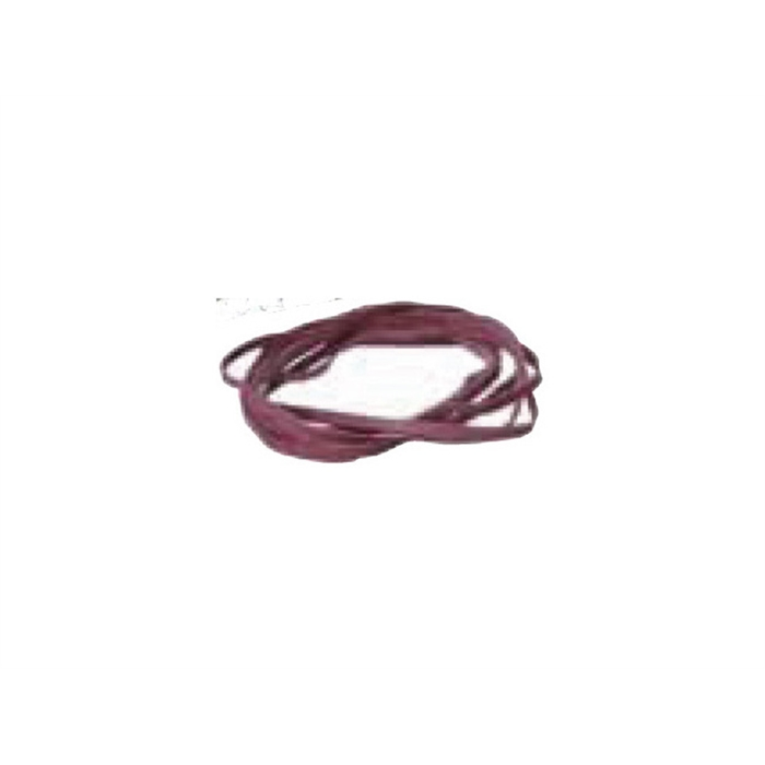 Picture of ALCO AL-738 - Alco rubber bands, 40 mm, Red, Box of 500 grams