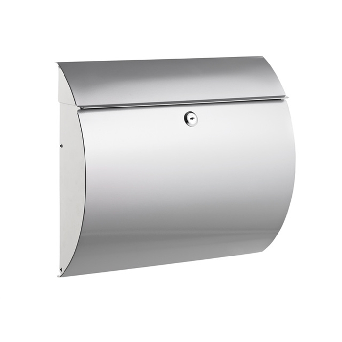 Picture of ALCO AL-8607 - Mailbox Alco, Silver, 375x330x120 mm