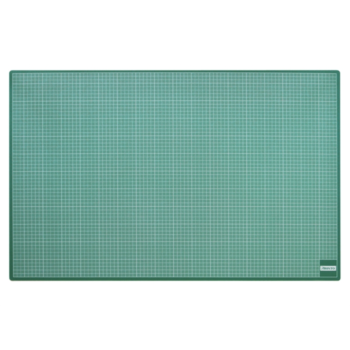 Picture of ARISTO AR-26090 - Cutting surface Cut-Mat A1, Green/black, 60x90 cm