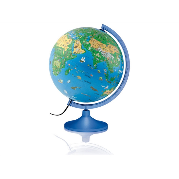 Picture of ATMOSPHERE NR-0331FSKA-NL - Globe Family Line, Ø 30 cm, Dutch