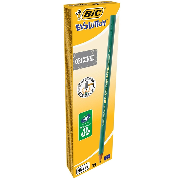 Picture of 12x BIC Ecolutions Evolution HB Pencil
