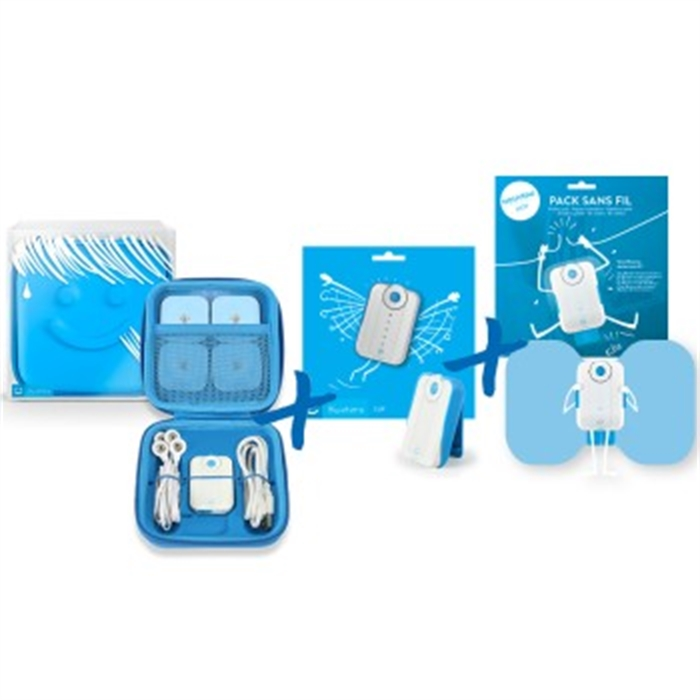 Picture of BLUETENS 158768 - All in one electronic muscle stimulator service pack