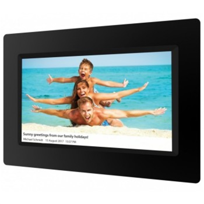 Picture of Digiframe 1010 WiFi Digital Picture Frame, black