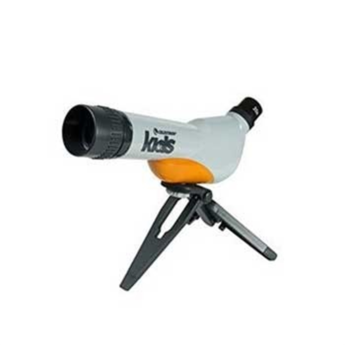 Picture of Table Top Spotting Scope Kids, 20x, 30x, 40x, Black/White