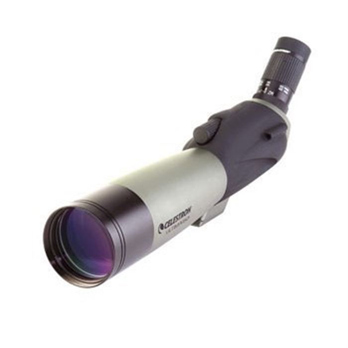 Picture of Ultima 80 Olive/Black Angled Spotting Scope