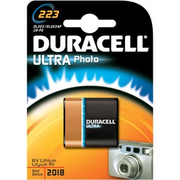 Picture of Photo Battery Ultra M3, Lithium, 223 (DL223)