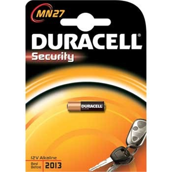 Picture of Alkaline Battery MN27, 12 Volt