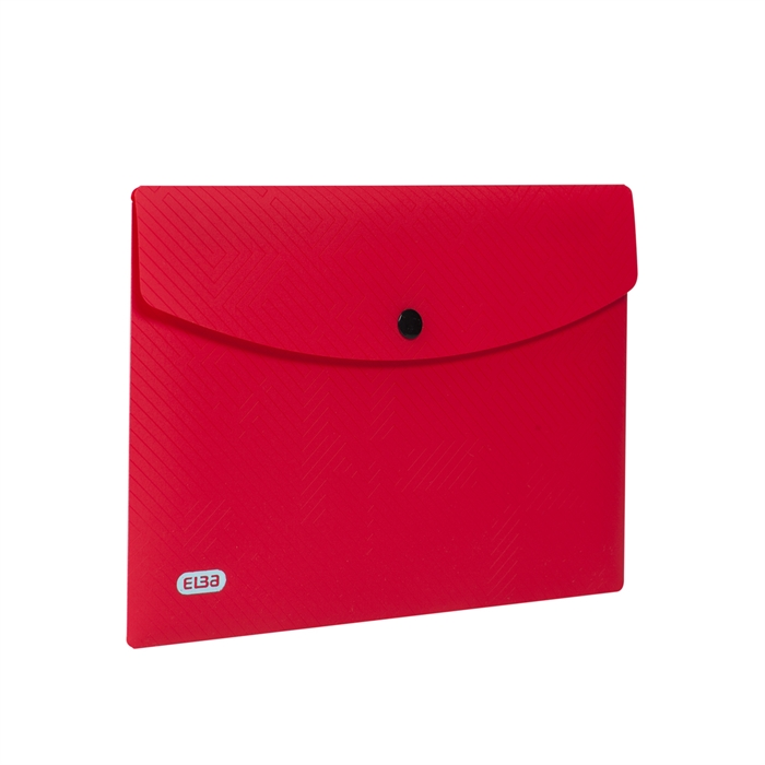 Picture of Snap Wallet Elba Urban A5 opaque Red