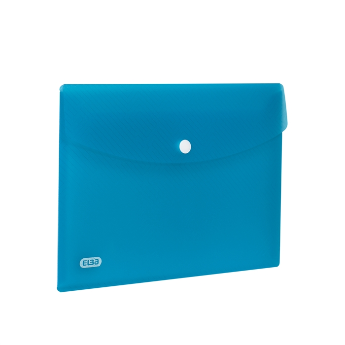 Picture of Snap Wallet Elba Urban A5 Assorted translucent Turquoise Blue