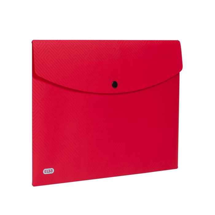 Picture of Snap Wallet Elba Urban A4 opaque Red