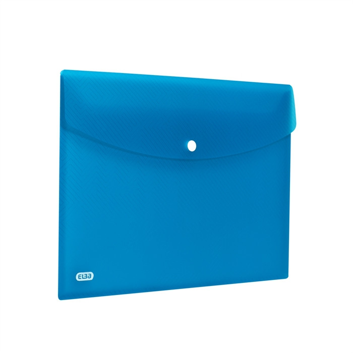 Picture of Snap Wallet Elba Urban A4 Assorted translucent Turquoise Blue
