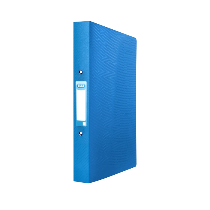 Picture of Ring Binder Elba Urban A4 40mm Spine 2 rings Assorted 5 opaque Colours