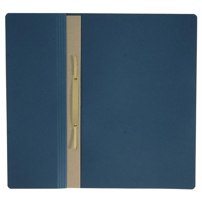 Picture of ELBA Smart Line Eyelet folder, half cover, with metal fastener for commercial filing, 250 gsm card, blue
