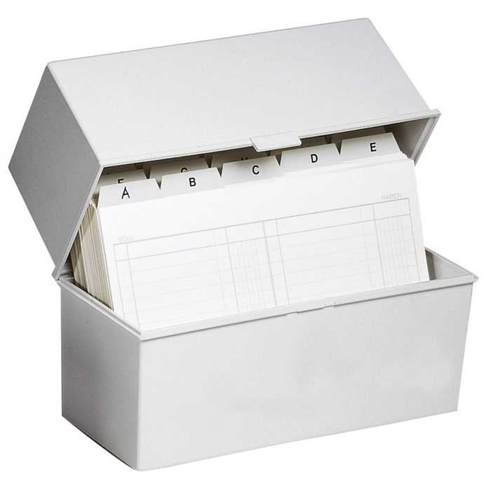 Picture of Card index box DIN A7 Classic
