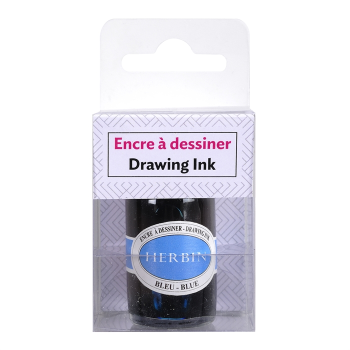 EXACOMPTA 12613T - Pigmented ink 15ml, Picture 1