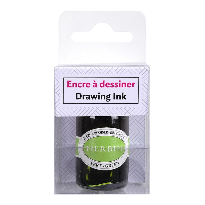 EXACOMPTA 12631T - Pigmented ink 15ml, Picture 1