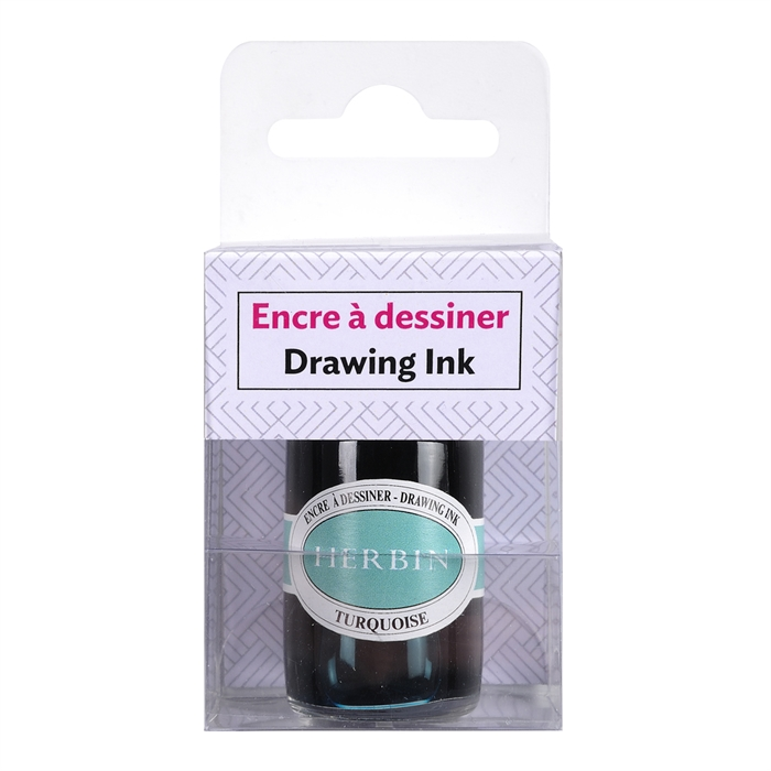EXACOMPTA 12633T - Pigmented ink 15ml, Picture 1
