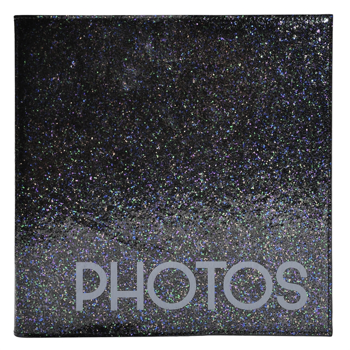 "Picture of ""Photo book 30 black pages, 25x25cm, STRASS ""."