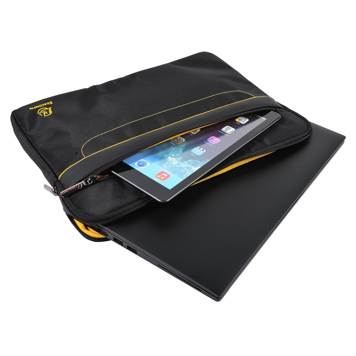 EXACOMPTA 17134E - Sleeve for tablet/laptop 13,3'' Exactive®, Black, Picture 10