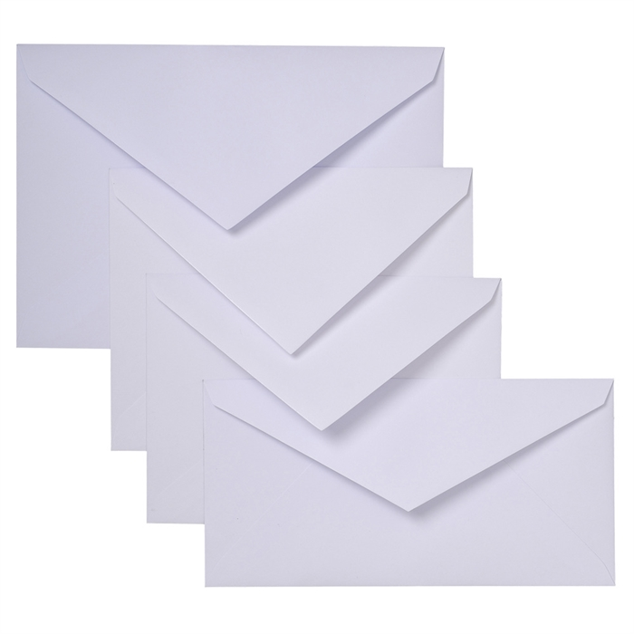 Picture of 25 Diploma envelopes 172X128mm.
