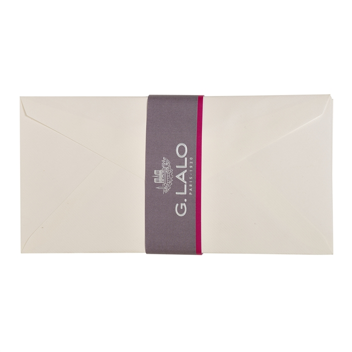 Picture of 20 Canvas Imperial envelopes 110x220mm.