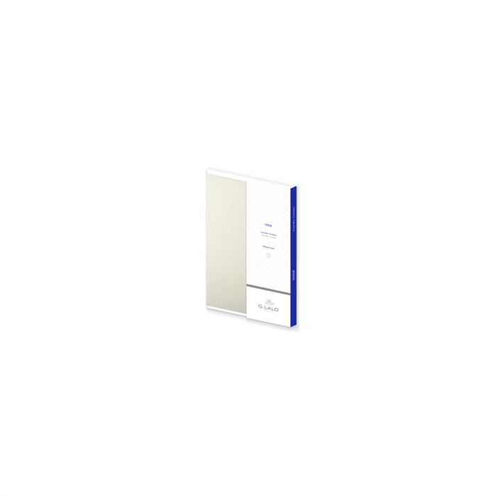Picture of EXACOMPTA 25600L - 10 cards 85x135mm and 10 tissue lined envelopes 90x140mm