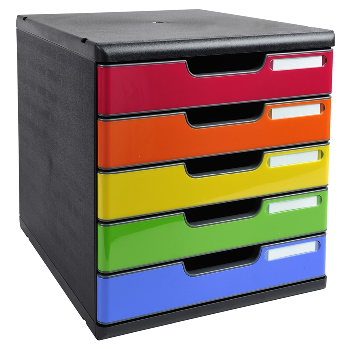 Picture of MODULO A4 5 drawers.