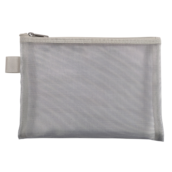 Picture of EXACOMPTA 34620E - Zipped pocket metal A6