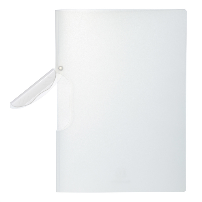 EXACOMPTA 47610E - Presentation Clip Folder White, Picture 2