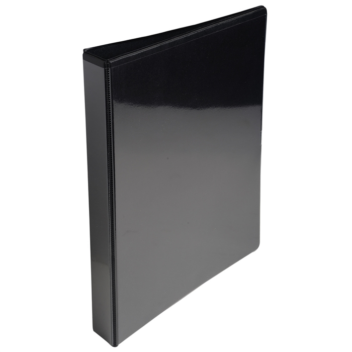 Picture of Ring binder for personalization PP welded 2 D-rings 20mm 3 pockets Krea Cover - A5.