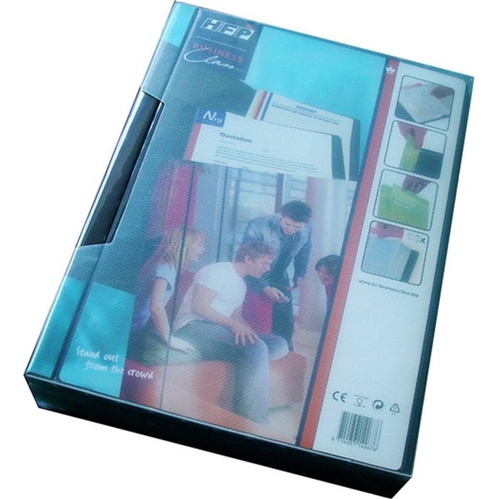 Picture of EXXO 14867 - A4 Front View Display Book 80 pockets 160 views