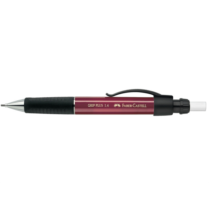 Porte-mine Faber Castell GRIP Plus 1,4mm rouge, Picture 1