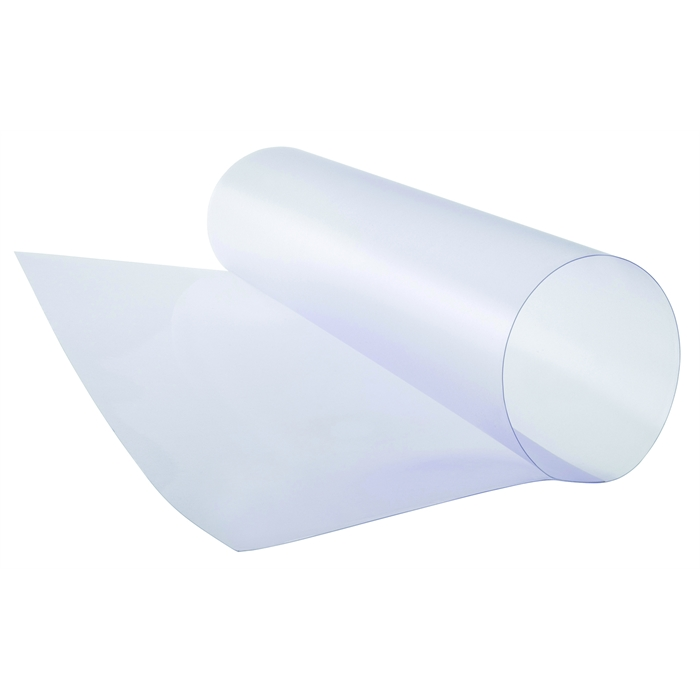 Picture of Protective plastic film for DIN A4, 0.5 mm, matt, 0.297 m x 21 cm