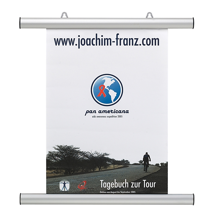 Picture of Poster snap frames, 1205 mm
