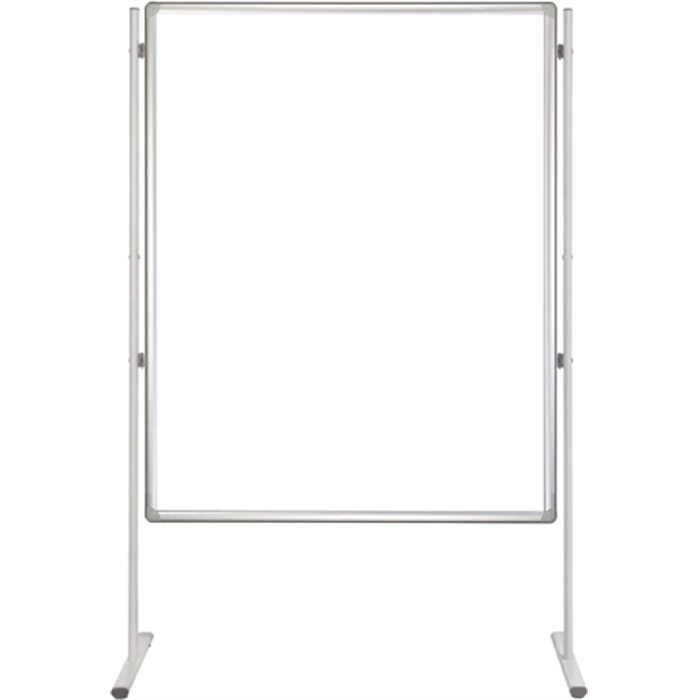 Picture of Partition Walls double sided PRO, 120 x 90 cm, Lacquered & Felt, grey