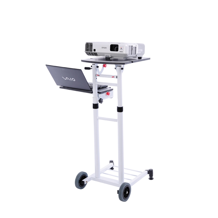 Picture of Travel Projection Trolley, overall height: 85-125 cm