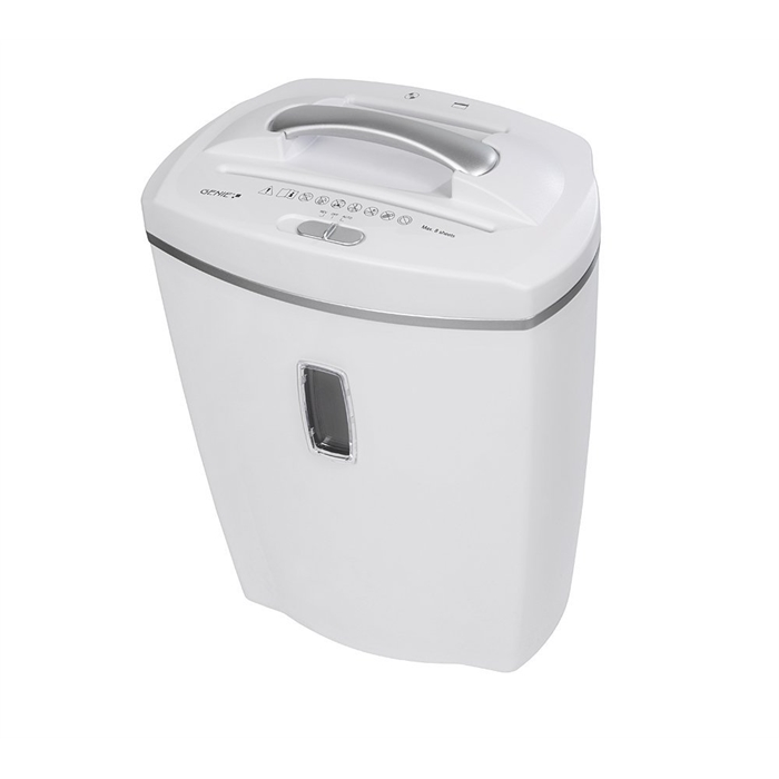 Picture of GENIE 580XCD - Paper shredder Cross-cut 21L P4 Till 8 pages White