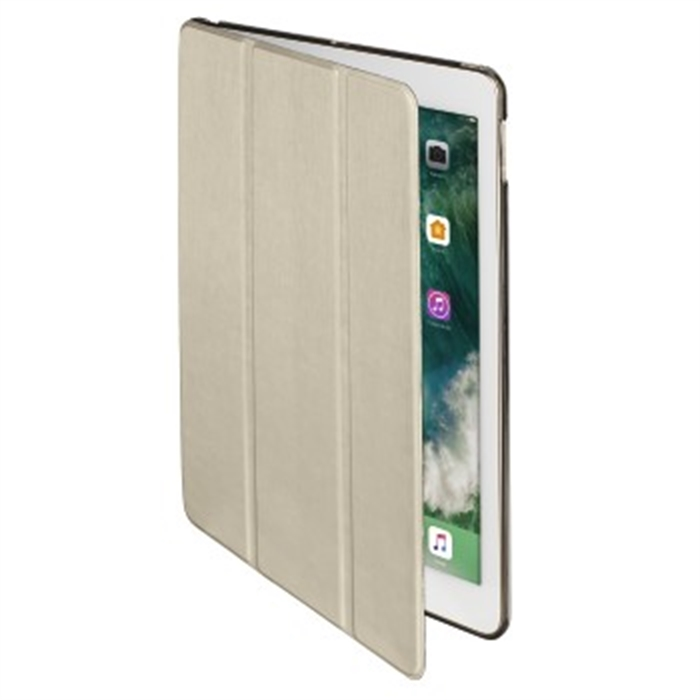 Picture of Fold Clear Tablet Case for Apple iPad 12.9 (2018), cream