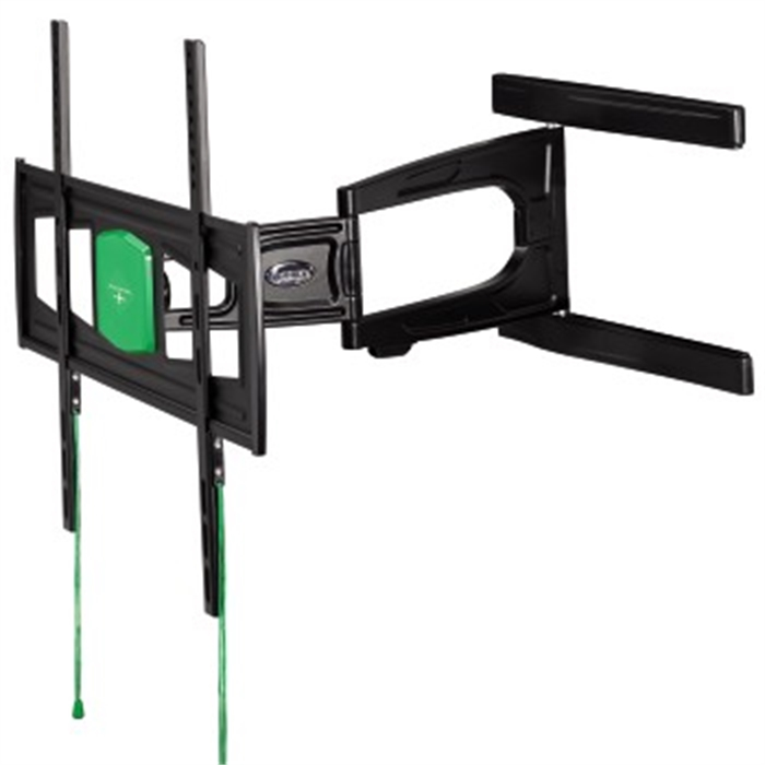 Picture of Ultraslim FULLMOTION TV Wall Bracket, 3 stars, 165 cm (65), 2 arms, bk / Television Wall Bracket