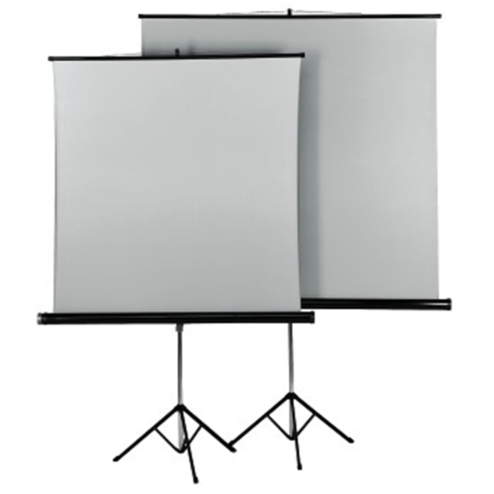 Picture of Tripod Projection Screen, 155 x 155 cm, Duo / Tripod Projection Screen