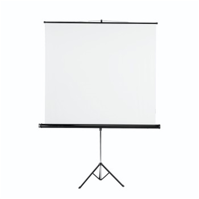 Picture of Tripod Projection Screen, 180 x 180 cm, white / Tripod Projection Screen