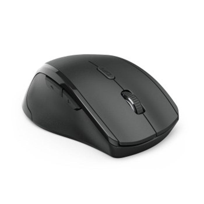 Picture of Left-handed Mouse Riano, black / Mouse