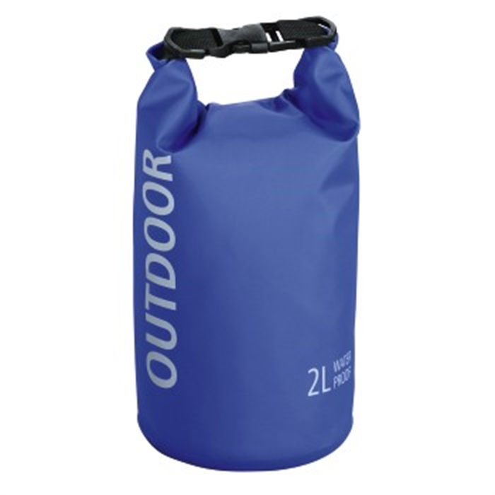 Picture of Outdoor Bag, 2 l, blue / Outdoor Bag