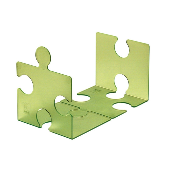 Picture of Support livres HAN Puzzle 2 pièces vert translucide