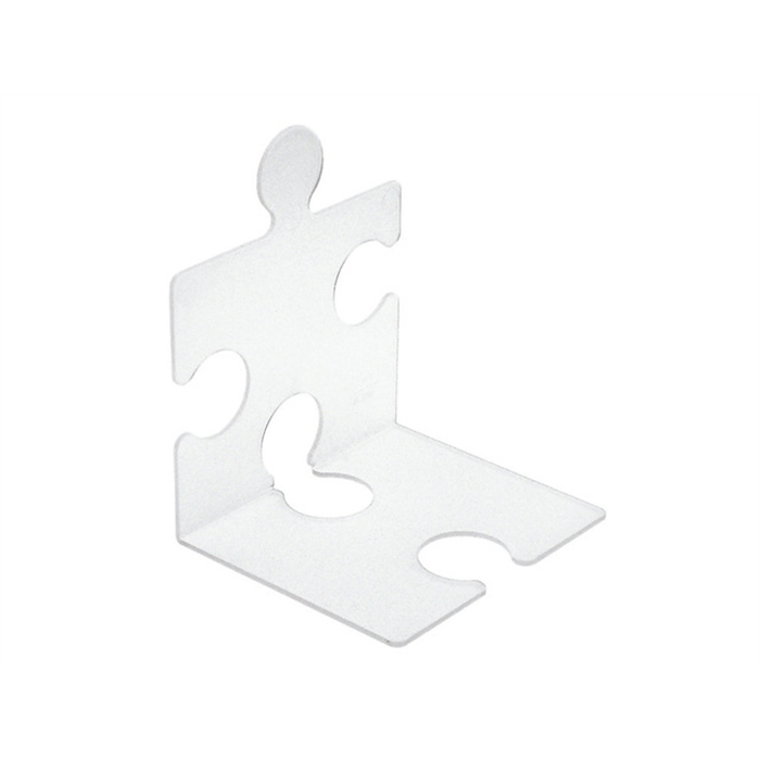 Picture of Support livres HAN Puzzle 2 pièces translucide cristallin