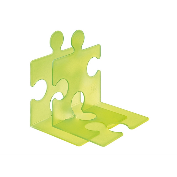 Picture of Support livres HAN Puzzle 2 pièces vert signal