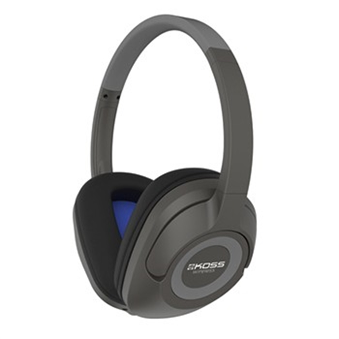 Picture of Bluetooth Stereo OverEar Headset BT539iW, Black